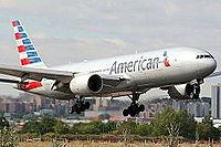 N776AN - B772 - American Airlines