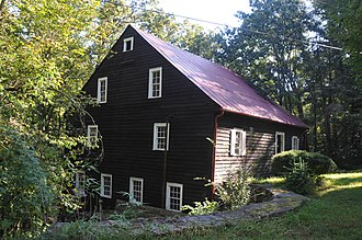 National Register of Historic Places listings in Chatham County, North Carolina - Image: BALDWIN'S MILL, CHATHAM COUNTY