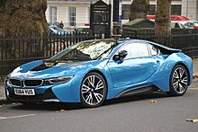 BMW i8  Wikipedia
