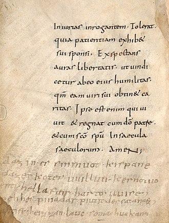 Muspilli - f. 119v