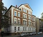 Residential building at Frankfurter Strasse 271