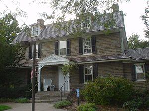 Benjamin West Birthplace - Benjamin West Birthplace, October 2009