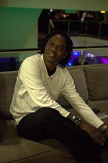 Baaba Maal Senegalese musician