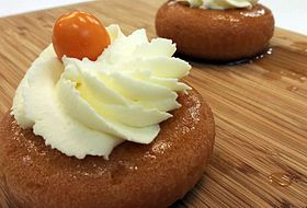 Image illustrative de l'article Baba au rhum