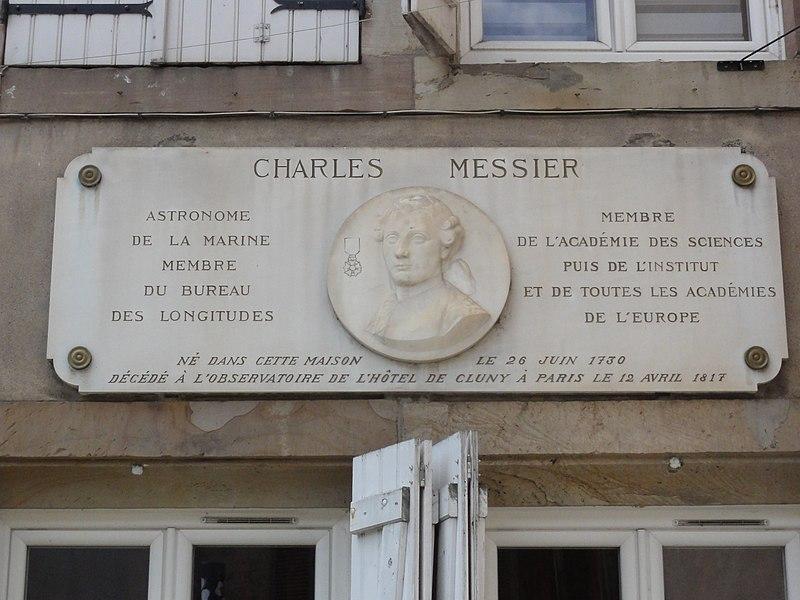 Badonviller (M-et-M) maison Charles Mesnier, plaque