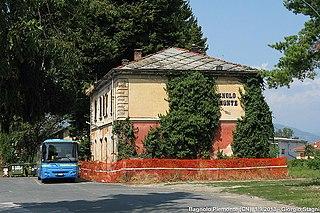 Bagnolo Piemonte Comune in Piedmont, Italy