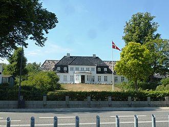 Vedbæk - Bakkehuset