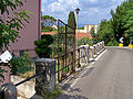 Balaustra cavalcatranvia via Salvello Desenzano 20130811.JPG