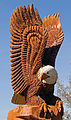 Bald Eagle Carving (8033903393).jpg