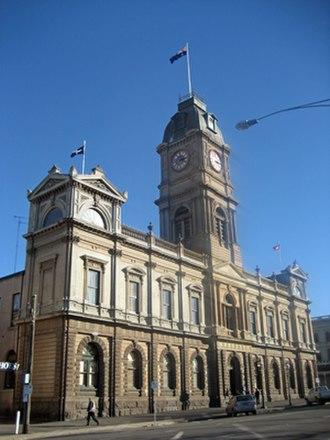 City of Ballarat - Ballarat Town Hall
