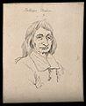 Balthazar Becker; portrait. Drawing, c. 1794. Wellcome V0009241ER.jpg