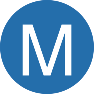 Mondawmin Mall - Image: Baltimore Metro Subway Icon