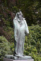 Monument à Balzac