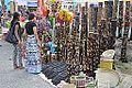 Bamboo Craft Stall - West Bengal State Handicrafts Expo - Milan Mela Complex - Kolkata 2014-12-06 1168.JPG