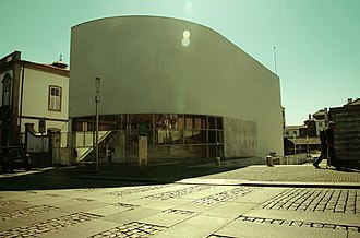 European Union Prize for Contemporary Architecture - Image: Banco Borges e Irmão Vila do Conde 2011