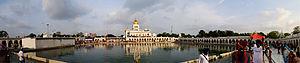 Gurudwara Bangla Sahib - Bangla Sahib Gurdwara Panorama