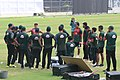 Bangladesh team on practice session at Sher-e-Bangla National Cricket Stadium (8).jpg