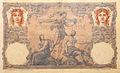 Banknote 100 francs surchargé 1000 type Dupuis - B.jpg
