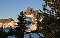 Banner Peak sunrise from Island Pass.jpg