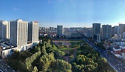 Baotou city