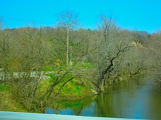 Baraboo River - Baraboo River