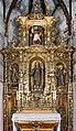 Barcelona Cathedral Interior - Altar of Saint Barnhard of Siena 1783-1785.jpg