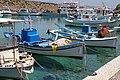 Barche nel porto di Agios Georgios, isola di Iraklia - panoramio (2).jpg