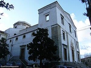 Roman Catholic Archdiocese of Messina-Lipari-Santa Lucia del Mela - Image: Basilica Cattedrale