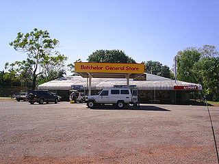 Batchelor, Northern Territory Town in the Northern Territory, Australia