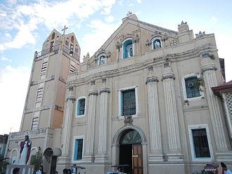 Bayambang, Pangasinan - 1614 Parish Church of St. Vincent Ferrer facade