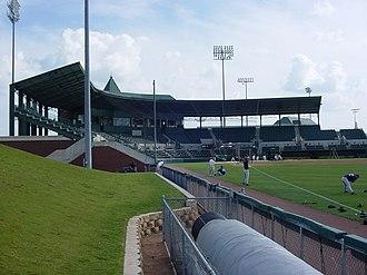 Baylor Ballpark - Image: Baylor Ballpark