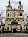 Bazylika Mniejsza św. Floriana w Krakowie - panoramio.jpg