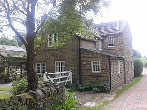 Listed buildings in Sheffield S8 - Image: Beauchief Abbey Farmhouse
