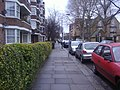 Becklow Road, Shepherds Bush - geograph.org.uk - 1708746.jpg
