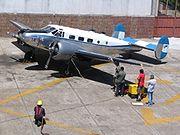 Beechcraft C45 4-G-14