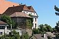 Befestigungsturm und Alter Pfarrhof (Steyr).jpg