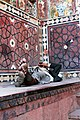 Beggar outside Badshahi Mosque.jpg