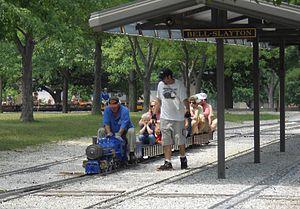 Gwynns Falls Leakin Park - Image: Bell Slayton Station