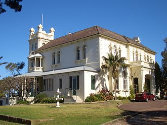 Scots College (Sydney) - Aspinall House
