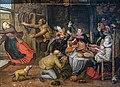 Bemberg Fondation Toulouse - Scène d'auberge - Pieter Brueghel le Jeune - Inv.1059.jpg