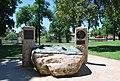 Benalla War Memorial Naval.JPG
