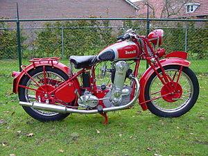 Benelli (motorcycles) - Benelli 500 Turismo 500 cc 1939