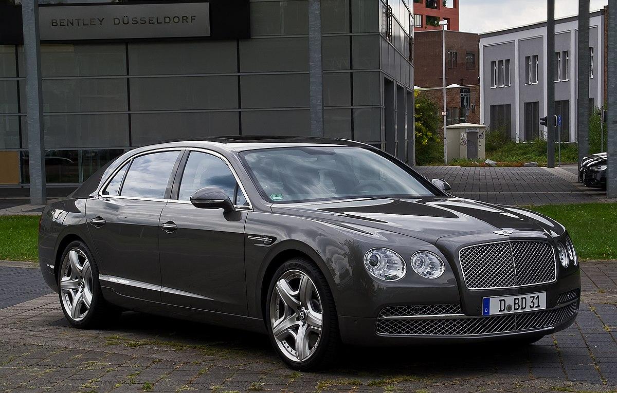Bentley Flying Spur – Wikipedia