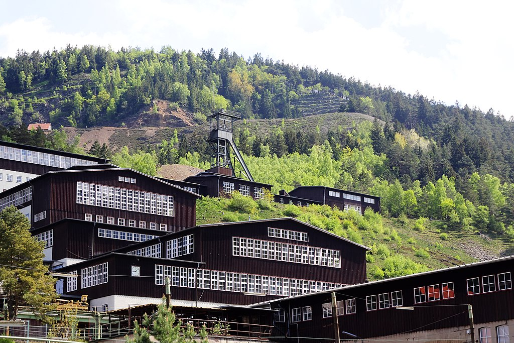 Bergbau Rammelsberg Goslar - panoramio