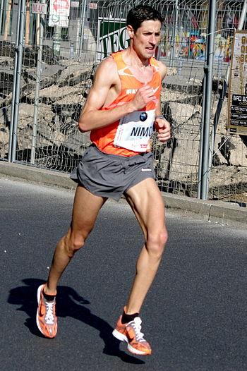 Berlin marathon 2011 pedro nimo