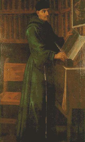 Bernardino de Sahagún - Image: Bernardino de sahagun