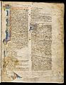 Bernardus de Gordonio. Book of traditional medicine in Latin. Wellcome L0049758.jpg