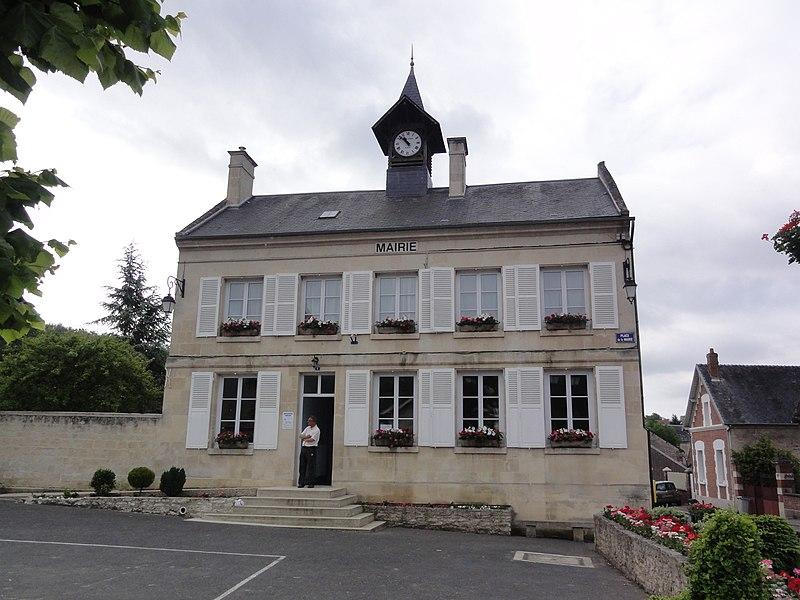 Berny-Rivière (Aisne) Mairie
