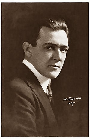 Bert Hadley - Who's Who in the Film World (1914)