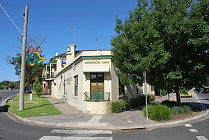 Berwick Inn at Berwick, Victoria